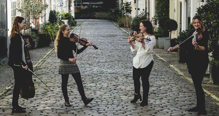 Alkyona Quartet